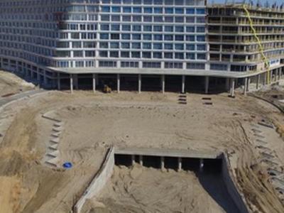 Hotel Gołębiewski zagospodarowanie terenu 3
